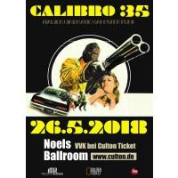 Calibro 35 - Leipzig