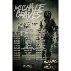 Michale Graves European Tour 2018 - Leipzig