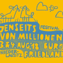Jenseits von Millionen Festival 2018