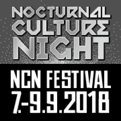 NCN Nocturnal Culture Night Festival 2018