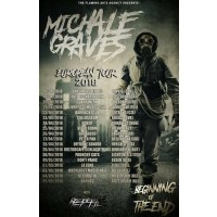 Michale Graves European Tour 2018 - Leipzig